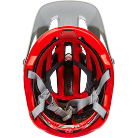Bell 4Forty MIPS Helm cliffhanger matte/gloss dark gray/crimson